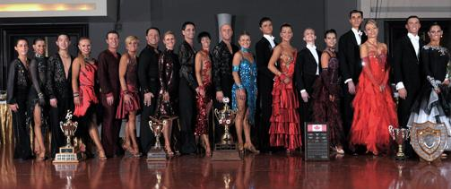 Canadian amateur dancesport association